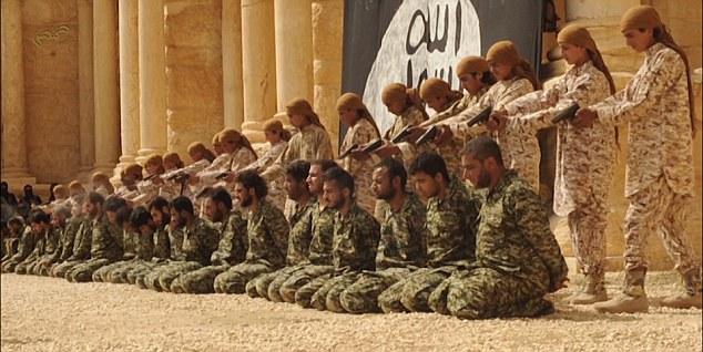 Сирийн 25 иргэнийг цаазалжээ