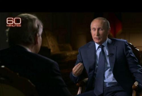 Путины дуулиан тарьсан ярилцлага олны анхаарлыг татаж байна