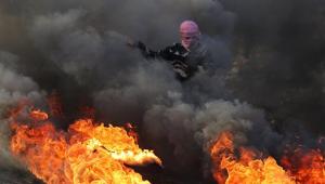 ХАМАС Израилийн эсрэг гурав дахь бослого зарлав