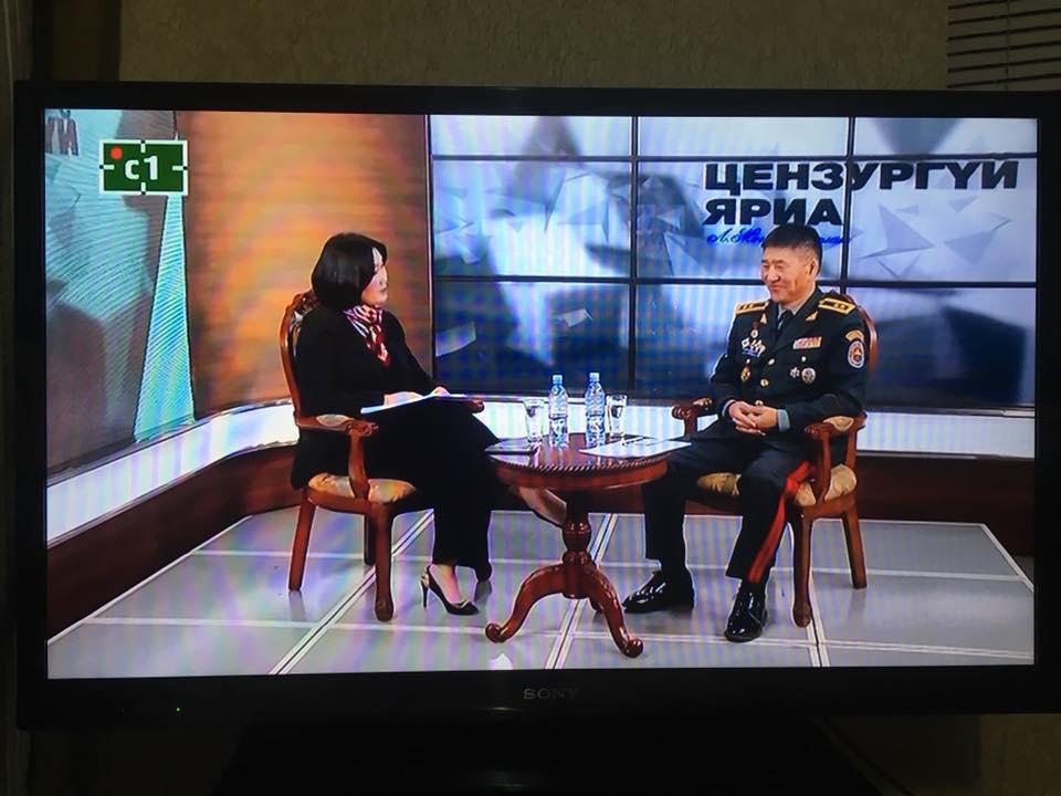 Цензургүй Яриа: Цэргийн ухааны доктор, бэлтгэл хошууч генерал А.Ганбат