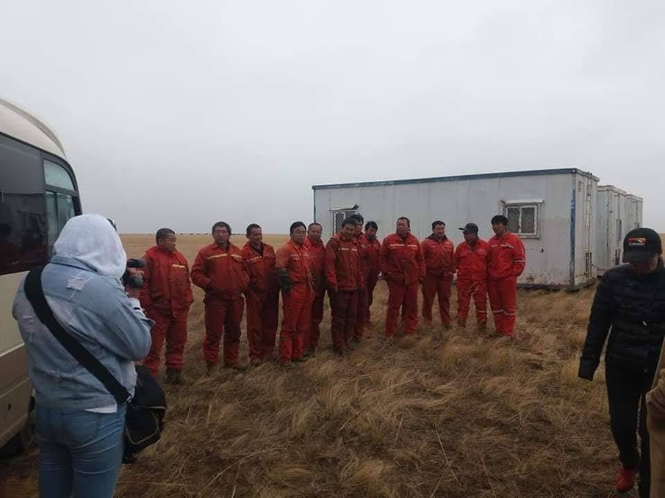 """""""Магнай трейд"""" ХХК-ынхан Дорнод аймгийн сав газарт айж ичихээ умартан санаархсаар байна"""