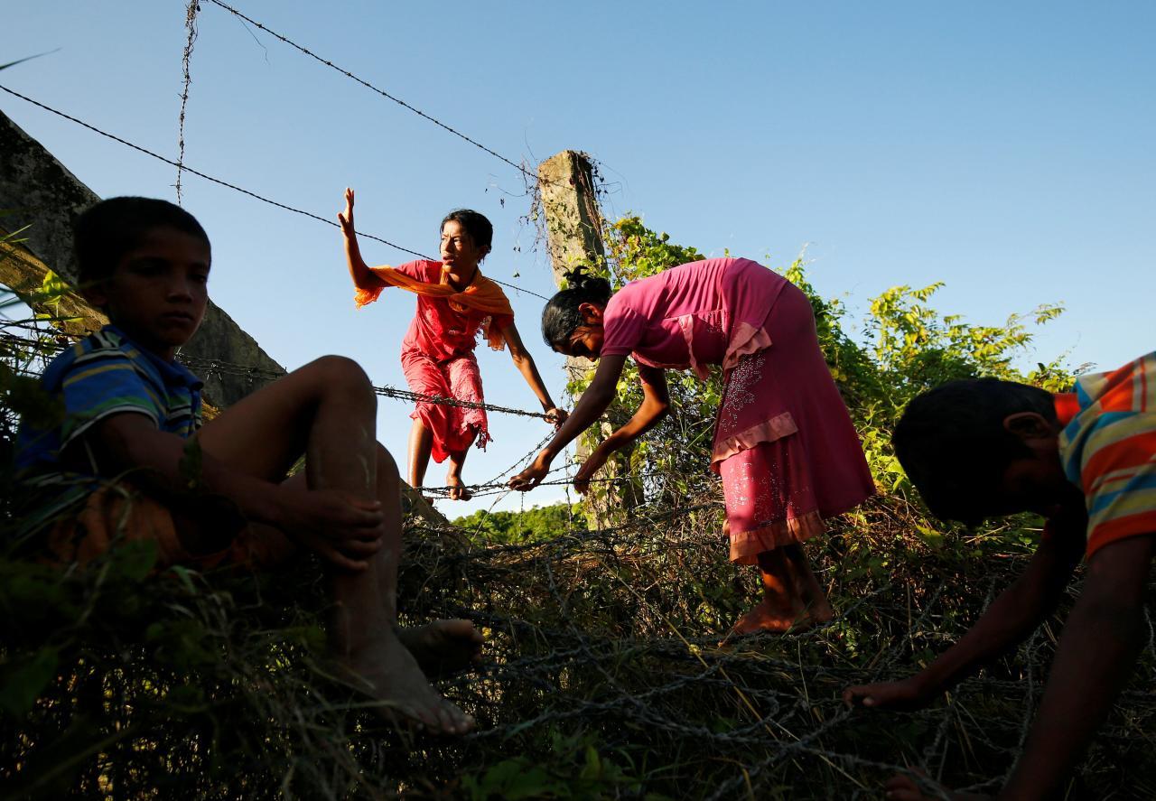 АНУ, Роханжи үндэстэнд туслахыг уриаллаа