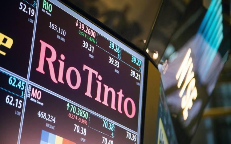 Bloomberg: Рио Тинто төсөлд дахин цохилт өглөө