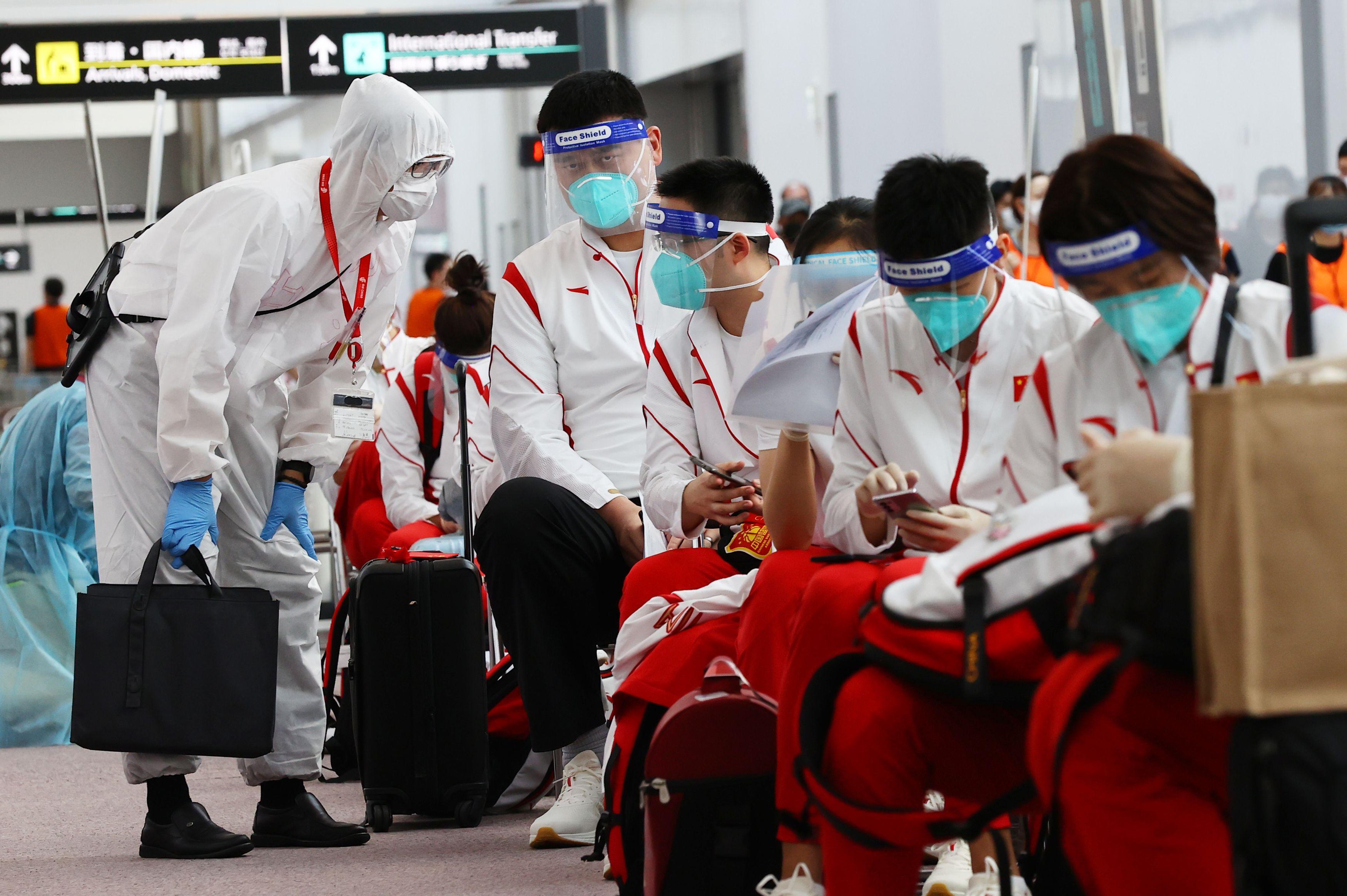 Токио олимптой холбоотой халдварын тоо 300-д дөхжээ