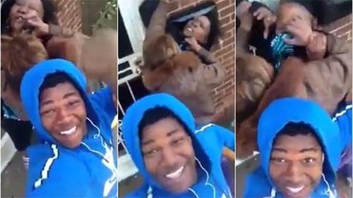 Найз хүүхнээ ээжтэйгээ зодолдуулж бахаа хангав (видео)