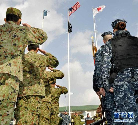 Япон Америк батлан хамгаалах хамтын ажиллагааны чиг бодлогоо өөрчилж байна
