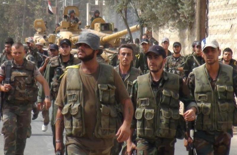 Сирийн эрх баригчид дайны үеэр ангиасаа оргосон 16 мянга гаруй цэргийн албан хаагчид өршөөл үзүүлэв