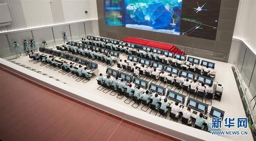 """""""Тяньвэнь-1"""" тойрог замаа амжилттай сольжээ"""