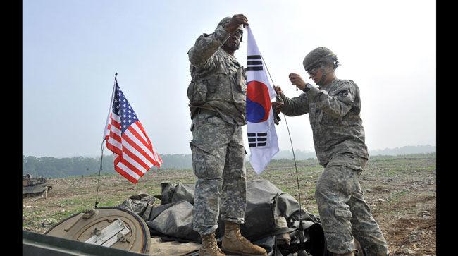 АНУ, Өмнөд Солонгосын хамтарсан цэргийн сургууль боллоо
