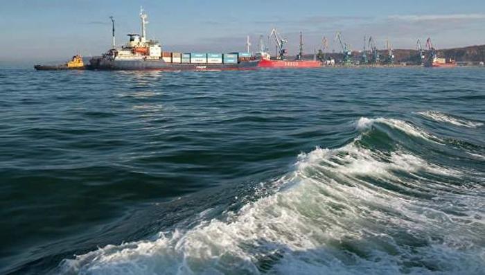 Сахалины хойд хэсэгт май загас олноор үхжээ