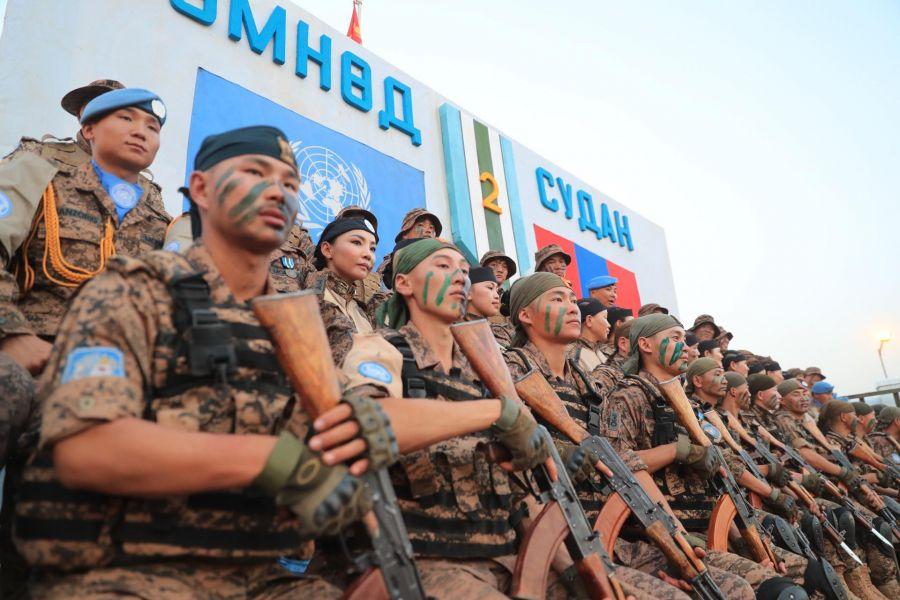 Монгол цэрэг бусад орныхноос ямар ялгаатай вэ?