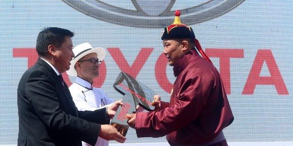 Н.Батсуурь: Монгол Улсын аварга цолны эзэн болсондоо туйлын их баяртай байна