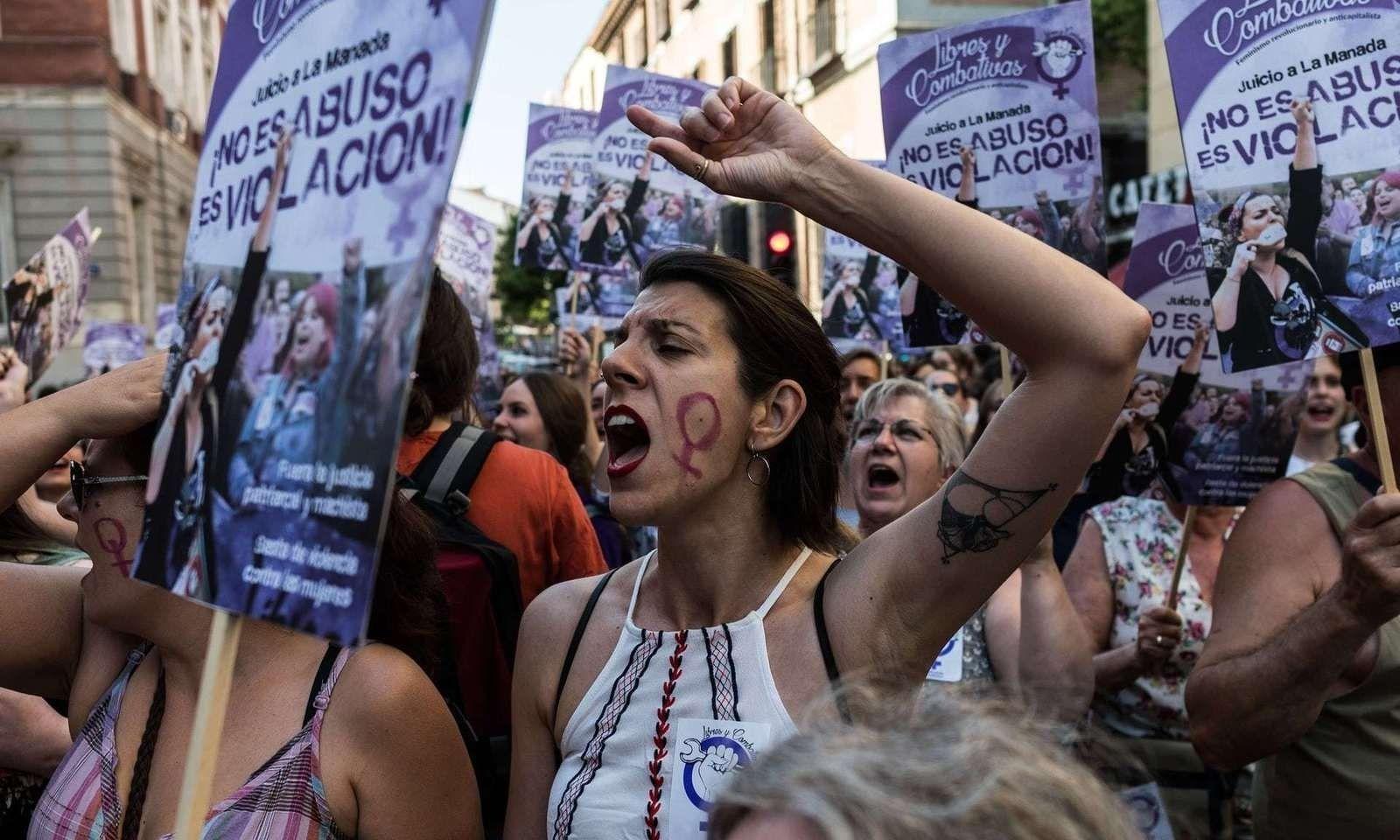 """Испанид """"тийм гээгүй бол хүчин"""" гэсэн зарчимтай хууль батлагдах гэж байна"""