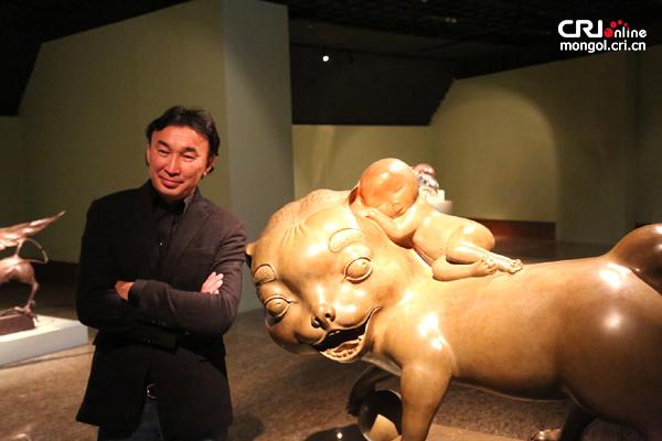 Хоёр сая ам.доллараар Монголд ирэх Чингис хааны хөшөө үлгэр домгийн дүрслэлтэй