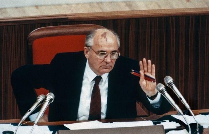 1989 ОНД ГОРБАЧЁВ ХЯТАДАД ТАЛ ЗАСАХЫН ТУЛД МОНГОЛЫГ ЗОЛИОСОЛСОН