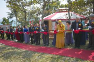 Улаанбаатар хотын соёлын өдрүүд Тайваньд эхэллээ
