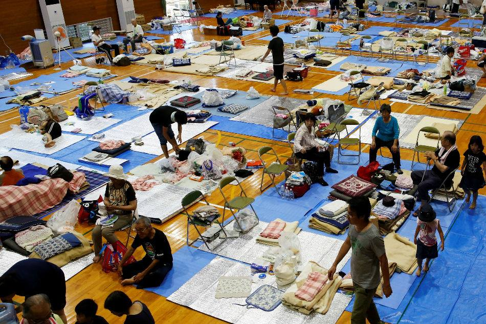 Японд гамшгаас хамгаалах сургалтыг ингэж хийдэг
