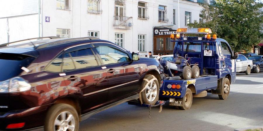 Цагдаагийн оролцоогүйгээр машин ачихыг хуулиар хориглов