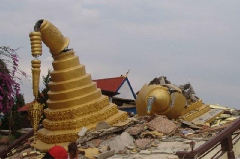 Мьянмарт 6.8 магнитутын хүчтэй газар хөдлөлт болжээ