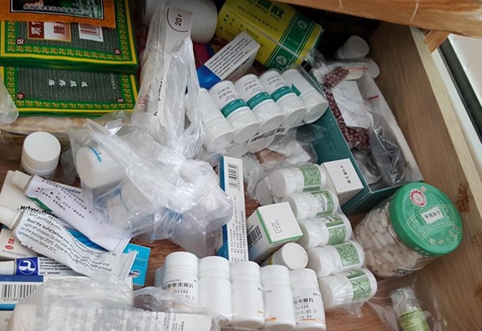 Бүртгэлгүй 56 нэрийн эм, биологийн идэвхт бүтээгдэхүүн илрүүллээ