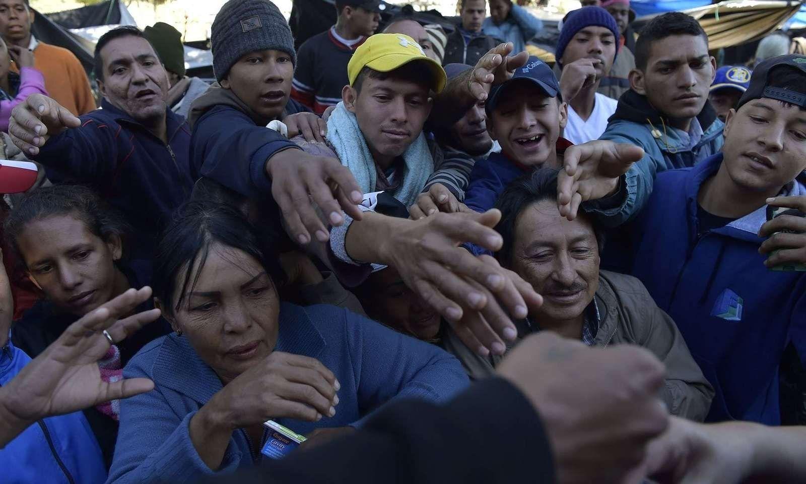Энэ он гарсаар хагас сая гаруй Венесуэлийн иргэн Эквадорт дүрвэж ирснийг НҮБ мэдээллээ