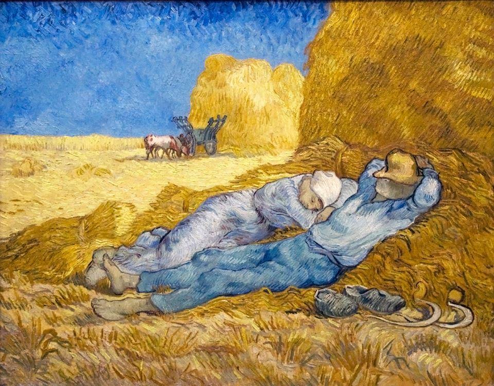 Ван Гогийн сүүлчийн зураг