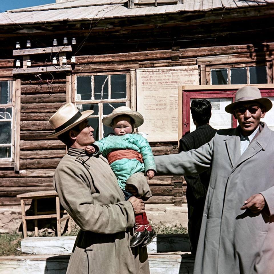 1950-аад оны Монгол
