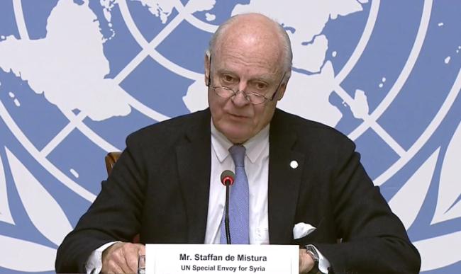 Сирийн асуудлаарх Женевийн энхийн хэлэлцээ өндөрлөв