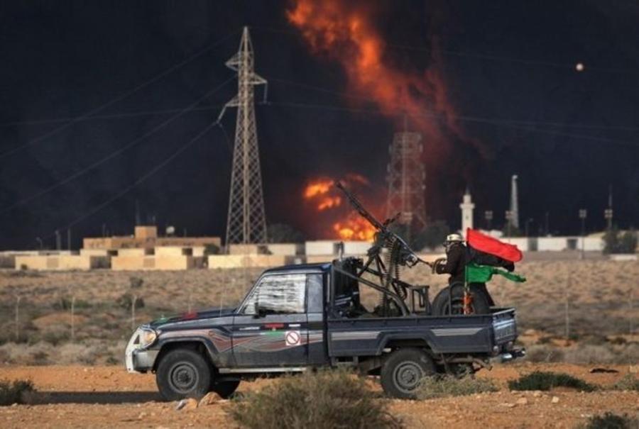 Ливийн газрын тосны нөөцийг тонон шамшигдуулахаас хамгаалахыг уриаллаа