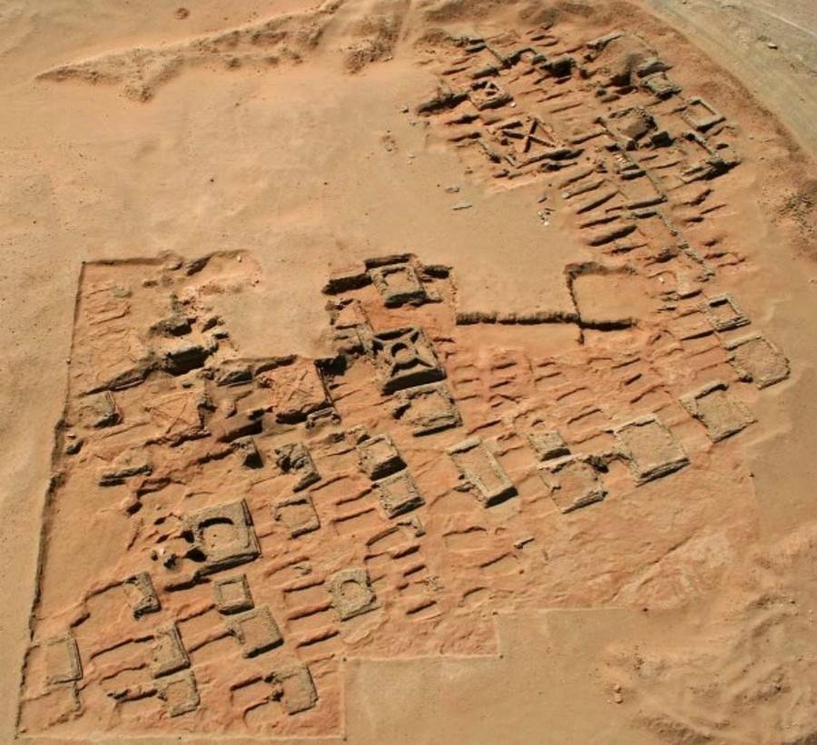 Суданы хойд нутагт 4500 жилийн өмнө баригдасан бэхлэлтийн туурийг олжээ