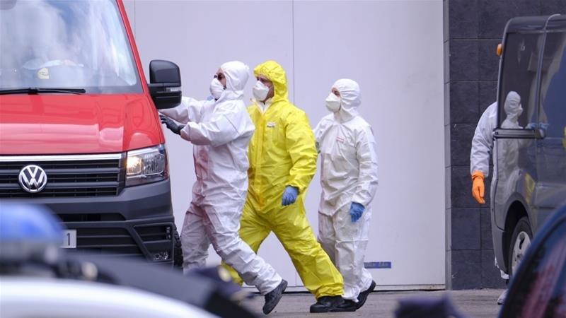 COVID-19: Испани улсад нэг өдрийн дотор 838 хүн өвчнөөр нас барлаа