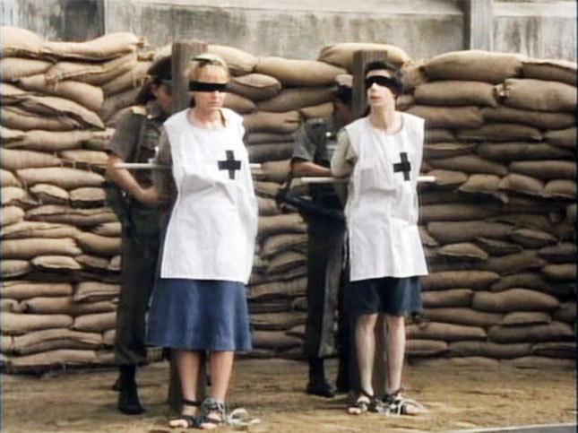 Индонезид гадаадын долоон хоригдлыг цаазалжээ