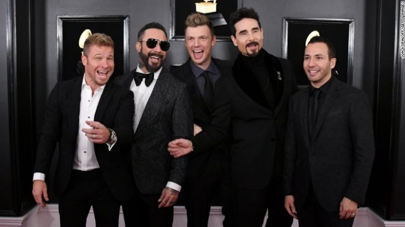 Backstreet Boys хамтлаг I Want It That Way дуугаа шинэчлэн цацав