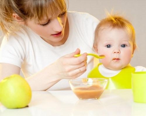 Хүүхдийг багаас нь зөв хооллож сургах