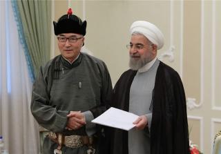 Иран улс Монголтой эдийн засгийн харилцаагаа бэхжүүлэхэд бэлэн