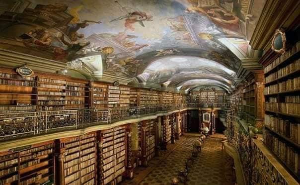 Дэлхийн хамгийн үзэсгэлэнтэй номын сан