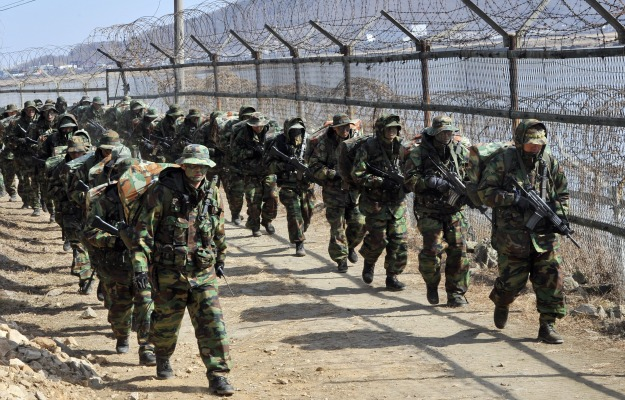Шуурхай мэдээ: Хоёр Солонгосын хилд буудалцаан боллоо