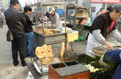 Хятадад бохирын сувгийн хаягдлаар масло хийдэг VIDEO