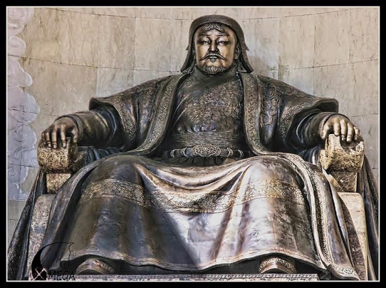 Чингис ухаан, Монгол мэдрэмж
