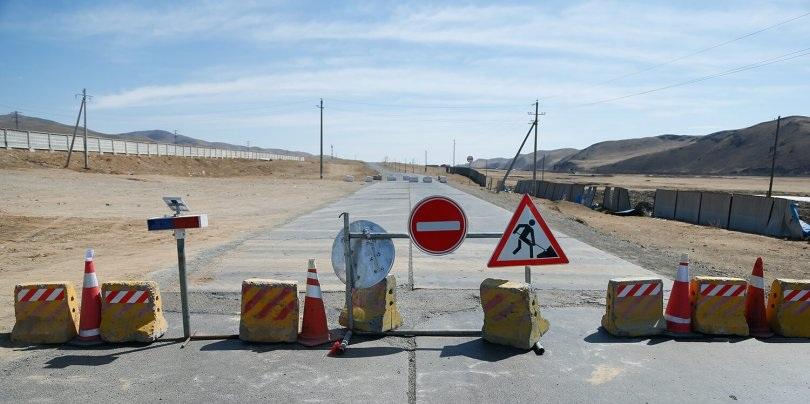 Даваа гаригаас Улаанбаатар-Дархан чиглэлийн авто замыг хаана