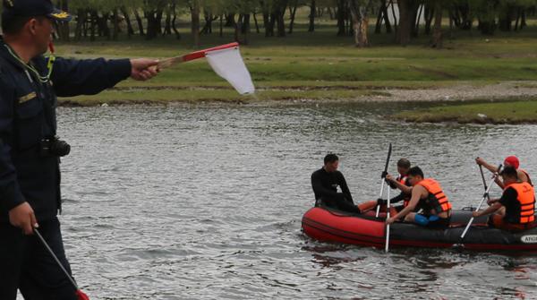 Архангай аймагт гурван хүн усанд осолджээ