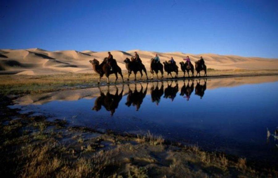 Монгол хүний үзэх ёстой үзэсгэлэнт газрууд