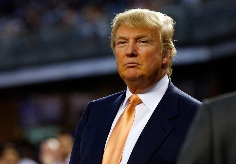 Доналд Трамп Америкийн Ерөнхийлөгчид нэр дэвшжээ
