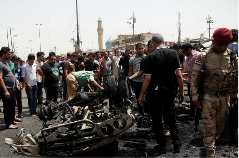 Иракийн нийслэл Багдад хотноо гарсан цуврал халдлагад наад зах нь 24 хүн амь үрэгджээ