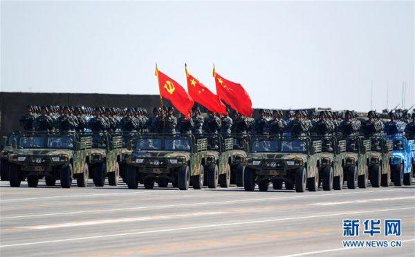 Хятадын Ардын Чөлөөлөх Армийн 90 жилийн ойн парад /фото/
