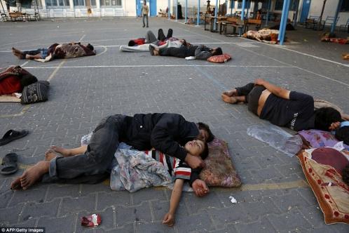 Палестин Израилийн түр гал зогсоох хугацааг 5 хоног сунгав