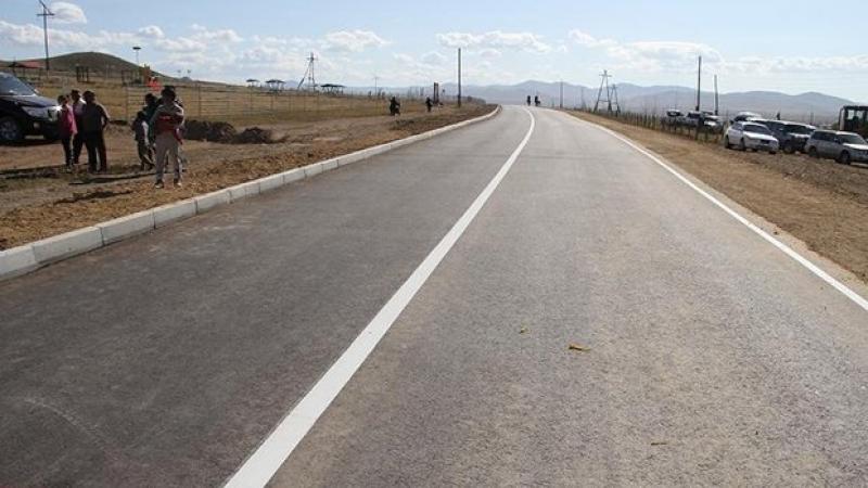 Улаанбаатар-Дархан чиглэлийн авто замыг өнөөдрөөс эхлэн хаалаа