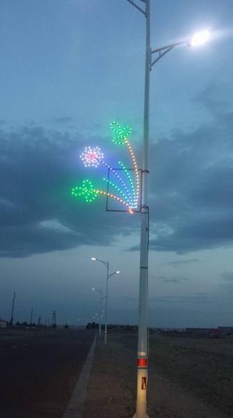 Төв зам дагуух гэрлэн чимэглэлийг нэмэгдүүлж байна