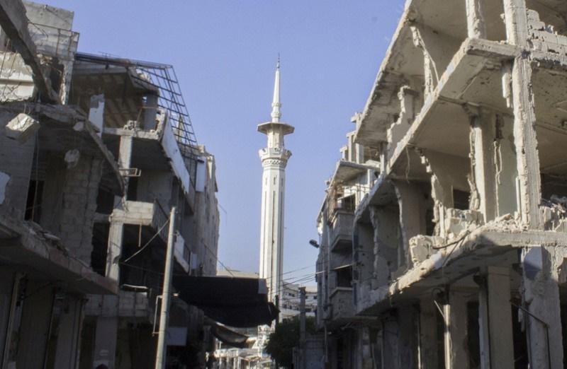 Олон улсын шинжээчид Сирийн Дума хот руу нэвтэрч чадаагүй байна
