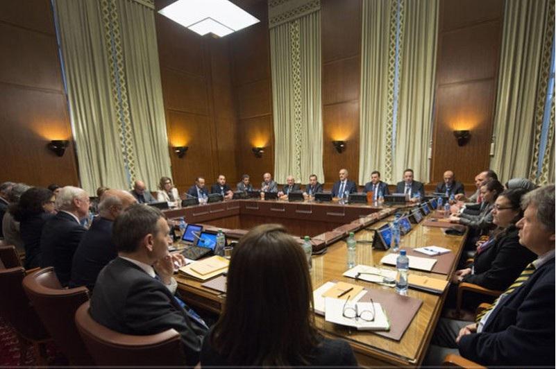 Сирийн яриа хэлэлцээний дараагийн үе шат эхлэх тов тодорхойгүй